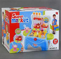 Игрушка супермаркет детская. Игрушечный супермаркет.