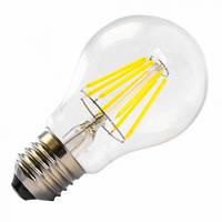 Светодиодная лампа RIGHT HAUSEN LED Filament A60  8W E27 4000K