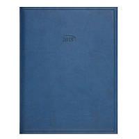 Еженедельник датированный 2018 BRUNNEN Torino Бюро 21х26 см синий