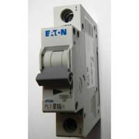 Автоматический выключатель Eaton PL7-C0,16/1 Арт. 262693