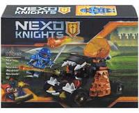 Конструктор Nexo Knights Безумная катапульта 57302