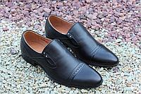 Мужские туфли Chephil натуральная кожа, фото 1