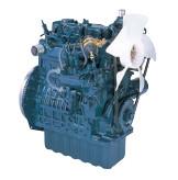 Дизель  D902-E4B  кВт / л.с .: 18,5 / 24,8; об/мин: 3600; Эмиссия: EPA / CARB Tier 4