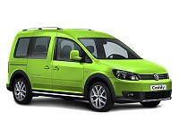 Фаркоп на автомобиль VOLKSWAGEN CADDY универсал 02/2004-