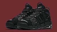 Мужские кроссовки Nike Air More Uptempo X Supreme 902290-001