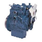 Дизель  D1005-E4B  кВт / л.с .: 17,5 / 18,5 / 23,5 / 24,8; об/мин: 3000/3200; Эмиссия: EPA / CARB Tier 4