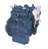 Дизель  D1105-E4B  КВт / л.с .: 18,5 / 24,8; об/мин: 3000; Эмиссия: EPA / CARB Tier 4