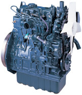 Дизель  D1305-E3B  кВт / л.с .: 21,7 / 29,1; об/мин: 3000Выбросы:промежуточный уровень EPA / CARB Уровень 4 / ЕС Этап IIIA