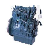Дизель  D1305-E4B  кВт / л.с .: 18,5 / 24,8; об/мин: 2600; Эмиссия: EPA / CARB Tier 4