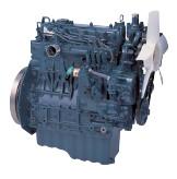 Дизель  V1505-E4B  КВт / л.с .: 18,5 / 24,8; об/мин: 2300; Эмиссия: EPA / CARB Tier 4