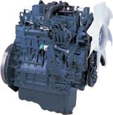 Дизель  V1505-Т-E2B  КВт / л.с .: 33,0 / 44,2; об/мин: 3000; Эмиссия: EPA / CARB Tier 2 / EU Stage IIIA
