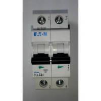 Автоматический выключатель Eaton PL6-B63/2 Арт. 286559
