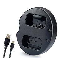 Зарядное устройство USB для 2-х аккумуляторов Sony NP-FW50