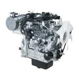 Дизель  D1803-CR-E4B  КВт / л.с .: 28,0 / 37,5; об/мин: 2700; Эмиссия: EPA / CARB Tier 4 / EU Stage IIIA