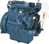 Дизель  V2403-М-E3B  кВт / л.с .: 36,5 / 48,9; об/мин: 2700; Эмиссия: EPA / CARB промежуточный уровень 4 / EU Stage IIIA