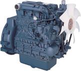 Дизель  V2403-М-ДИ-E3B  кВт / л.с .: 36,5 / 48,9; об/мин: 2700; Эмиссия: EPA / CARB промежуточный уровень 4 / EU Stage IIIA
