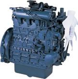Дизель  V2403-MT-E3B  кВт / л.с .: 44,0 / 59,0; об/мин: 2700; Эмиссия: промежуточный уровень EPA / CARB Tier 4 / EU Stage IIIA