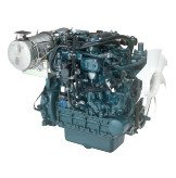 Дизель  V2403-CR-TE4b  КВт / л.с .: 48,6 / 65,1; об/мин: 2700; Эмиссия: EPA / CARB Tier 4 / EU Stage IIIB