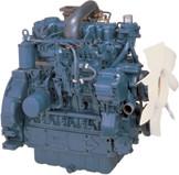 Дизель  V3600-Т-E3B  кВт / л.с .: 63,0 / 84,5; об/мин: 2600; Эмиссия: EPA / CARB Tier 3 / EU Stage IIIA