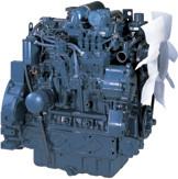 Дизель  V3800DI-Т-E3B  КВт / л.с .: 74,0 / 99,2; об/мин: 2600; Эмиссия: EPA / CARB Tier 3 / EU Stage IIIA