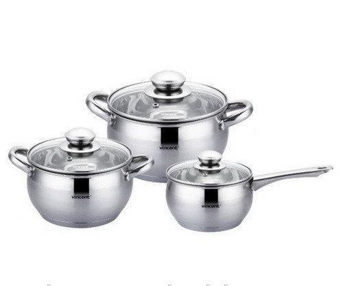 Набор посуды 6 предметов Vincent VC-3029