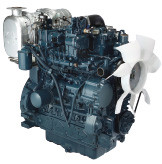 Дизель  V3800-CR-TE4b  КВт / л.с .: 55,4 / 74,3; об/мин: 2200; Эмиссия: EPA / CARB Tier 4 / EU Stage IIIB