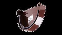 Заглушка желоба водосточного Profil 90 левая L