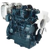 Дизель  V3800-CR-Т (ТИ) E4B  КВт / л.с .: 74,5 (T) / 85,0 (TI) / 99,9 (T) / 114,0 (TI)об / мин: 2600; Эмиссия: промежуточный уровень EPA / CARB Уровень 4 / ЕС Этап IIIB