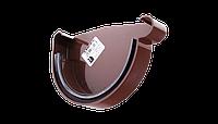 Заглушка желоба водосточного Profil 130 правая P