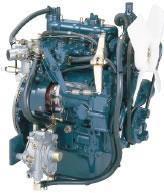 Бензин / LPG - сжиженный нефтяной газ  DF752-E2  КВт / л.с .: 18,3 / 17,5 / 24,5 / 23,5; об/мин: 3600; Эмиссия: Прочее