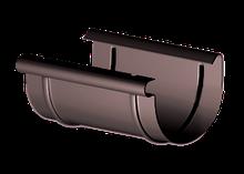 Соединитель желоба водосточного ПВХ Gamrat Ø125 (Система 125/90)