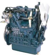 Бензин  WG972-G-E3  кВт / л.с .: 24,2 / 32,5; об/мин: 3600; Эмиссия: EPA Phase 3