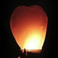 Небесный фонарик — белый купол