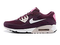 Женские кроссовки Nike Air Max 90 Violet/White