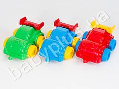 Спортивная машина Максик (3 цвета) MAKSIKSPORT