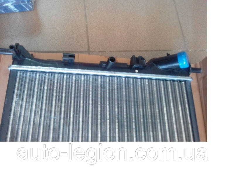 Радиатор охлаждения Ford Connect 2003-2009 AVA COOLING