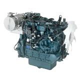 Дизель  V2403-CR-НС  кВт / л.с .: 37,4 / 50,2; об/мин: 2700; Выбросы: готовность к ЕС V