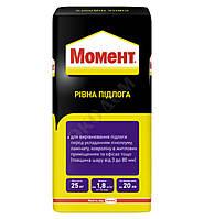 Момент Ровный Пол (25 кг) - Самовыравнивающийся раствор Ceresit