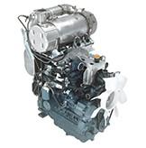 Дизель  V3800-TI  КВт / л.с .: 86,4 / 115,8; об/мин: 2600; Выбросы: готовность к ЕС V