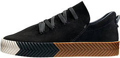 Мужские кроссовки Alexander Wang x Adidas Originals Skate Shoe Black