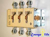 Выключатель-разъединитель ВР32-35 В30 250 250А раз без ДК, для включения, пропускания и отключения переменного