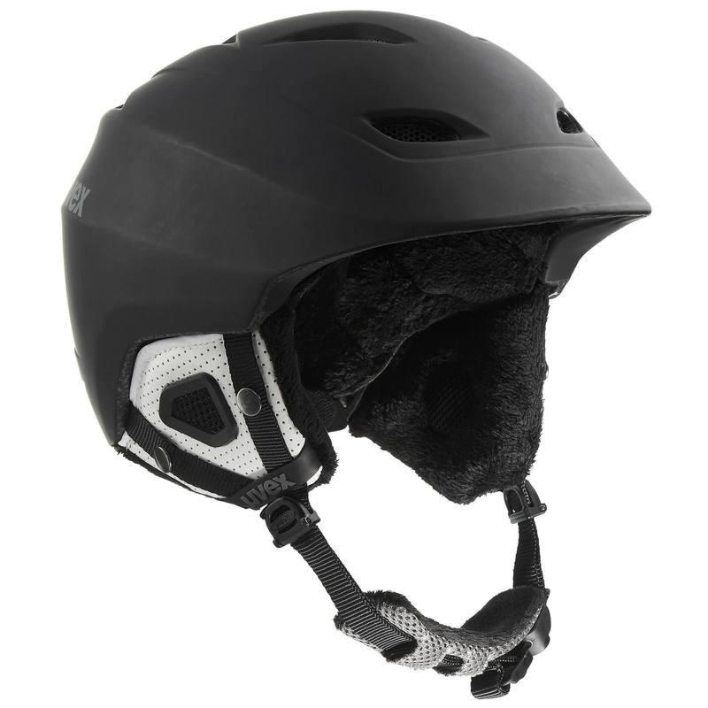 Шлем лыжный/сноубордический UVEX SAGA