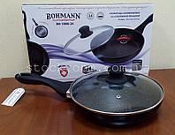 Сковорода Bohmnn BH 1000-24 алюминевая с мраморным покритием