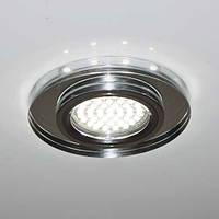 Встраиваемый светильник Feron 8060-2 с LED подсветкой