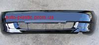 """Передний бампер ВАЗ 1118(Калина)цвет""""Черный трюфель""""№651"""