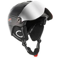 Шлем лыжный/сноубордический F2 VISOR