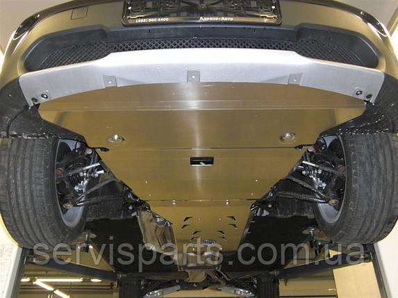 Защита двигателя Nissan Patrol 1997-2011 (Ниссан Патрол), фото 2