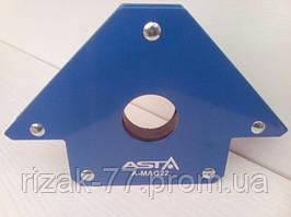 Уголок сварочный магнитный ASTA A-MAG22 , для сварочных работ.