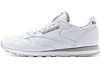 Мужские кроссовки Reebok Сlassic White