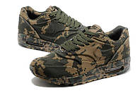 Кроссовки мужские Nike Air Max 87 Сamouflage Dark Camo